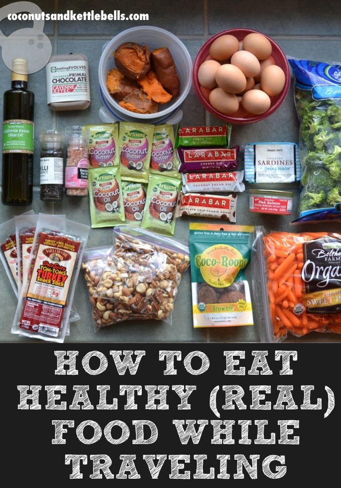 Healthy Snacks For Traveling  A Nutritious Diet while Traveling CrossFit