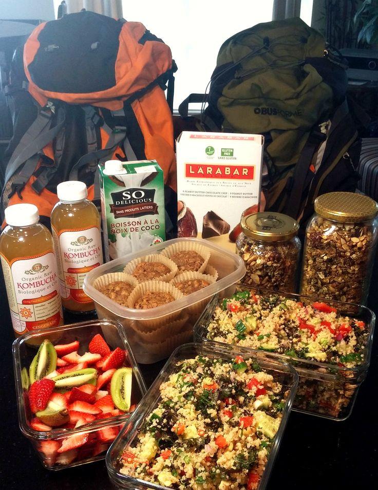 Healthy Snacks For Trips  Best 25 Road trip snacks ideas on Pinterest