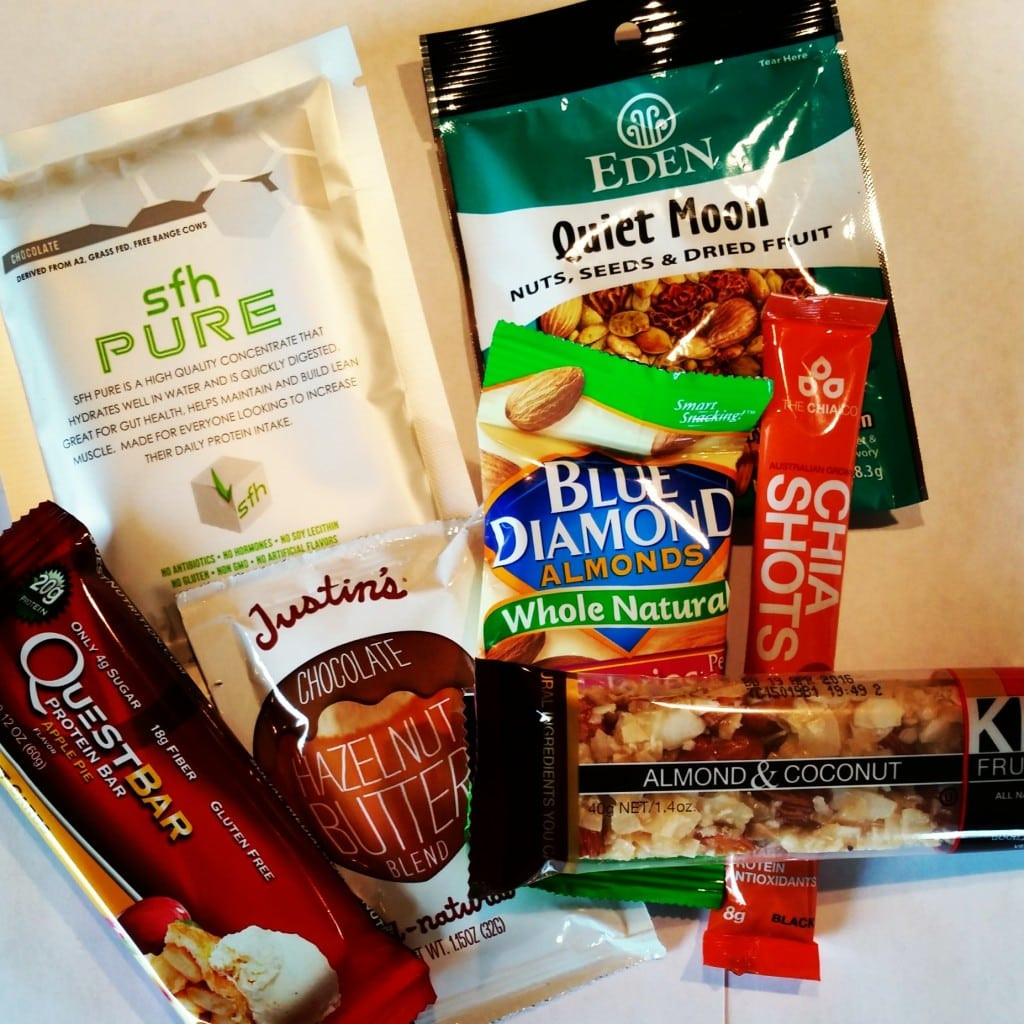Healthy Snacks For Trips  30 Healthy Travel Snacks For Flying Business Travel Life