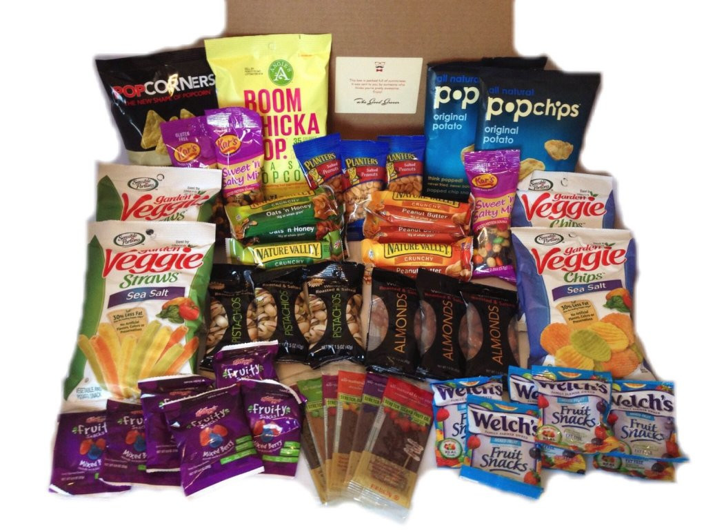 Healthy Snacks For Trips  Top Healthy Snacks For Road Trips