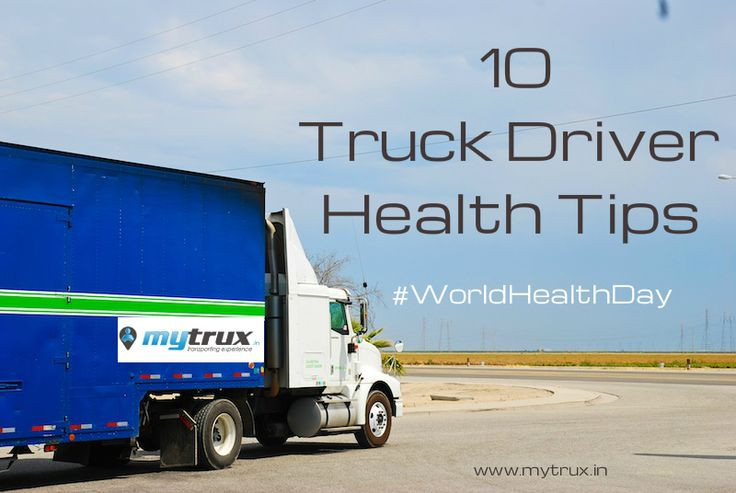 Healthy Snacks For Truck Drivers  45 best images about Trucking on Pinterest