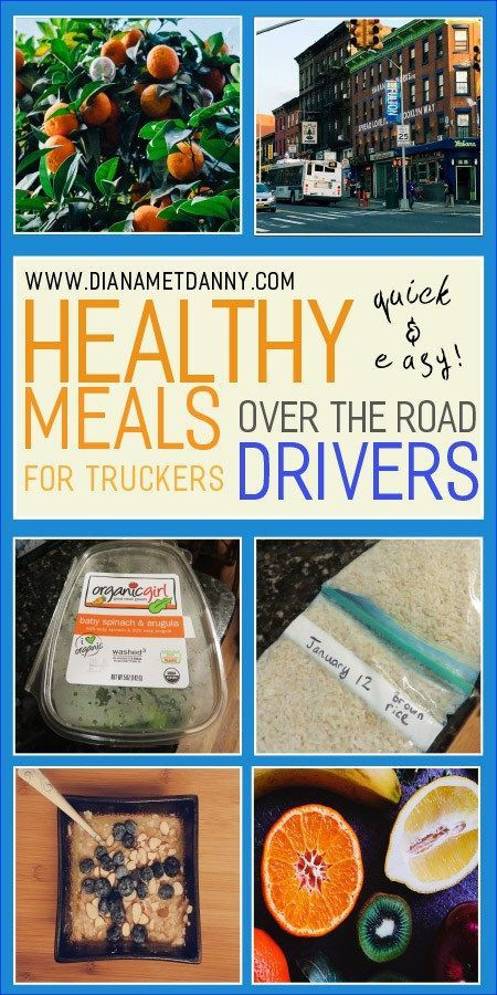 Healthy Snacks For Truck Drivers  310 best images about Tips Tricks & Fun Stuff for