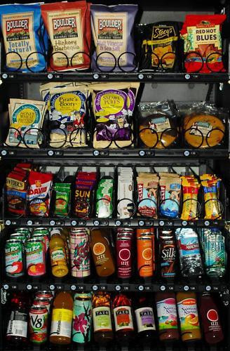 Healthy Snacks For Vending Machines  Healthy Snack Vending Machine Sample Business Plan