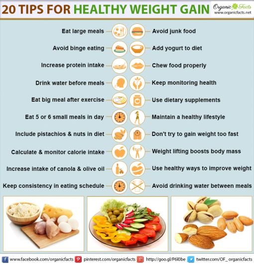 Healthy Snacks For Weight Gain  20 Methods for Healthy Weight Gain