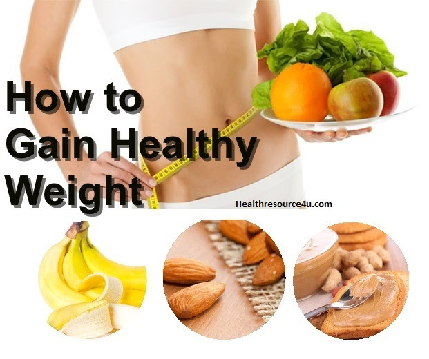 Healthy Snacks For Weight Gain  How to Gain Healthy Weight