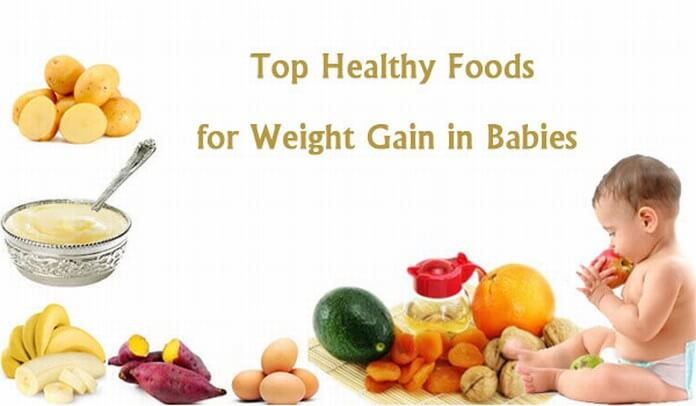 Healthy Snacks For Weight Gain  Best Healthy Foods for Weight Gain in Children