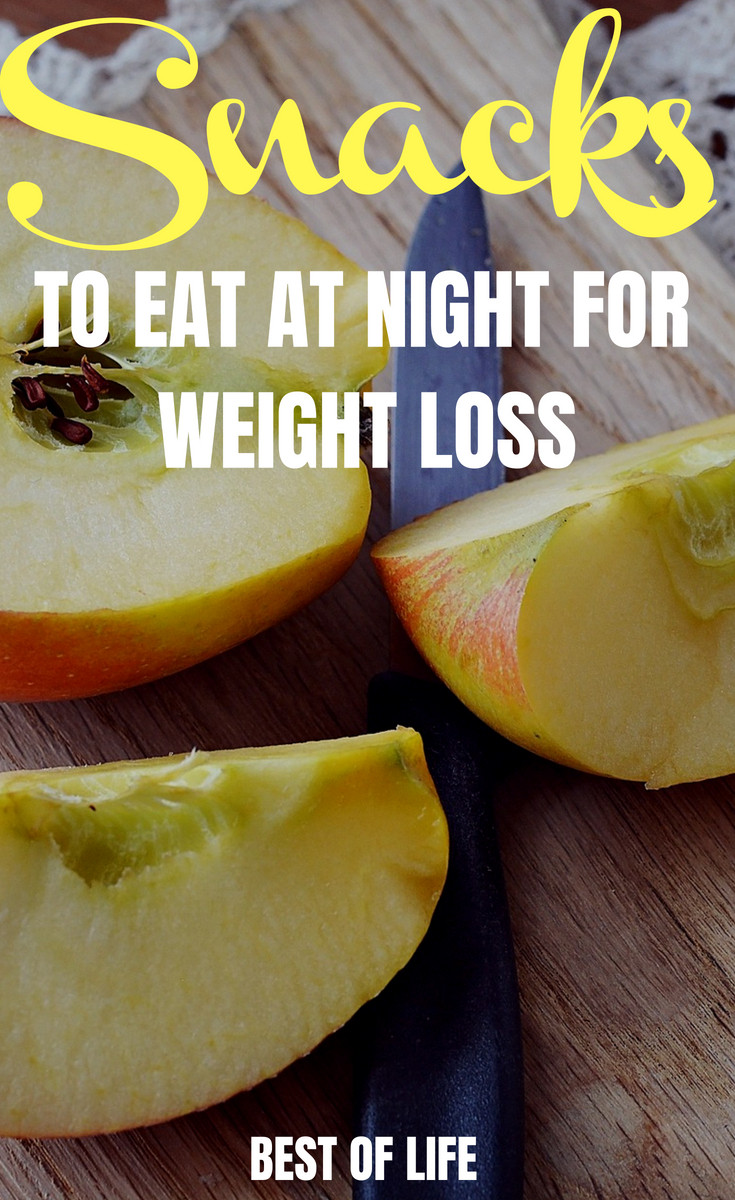 Healthy Snacks For Weight Loss At Night  Best Snacks to Eat at Night for Weight Loss The Best of Life
