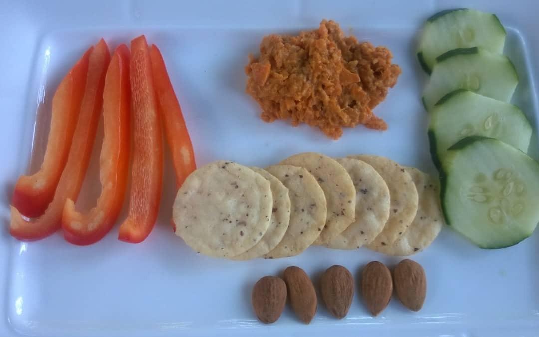 Healthy Snacks For Work  7 Healthy Snacks for Work