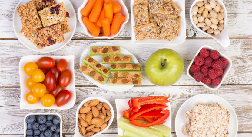 Healthy Snacks For Work  Dietitians' Top 5 go to Snacks to Take to Work