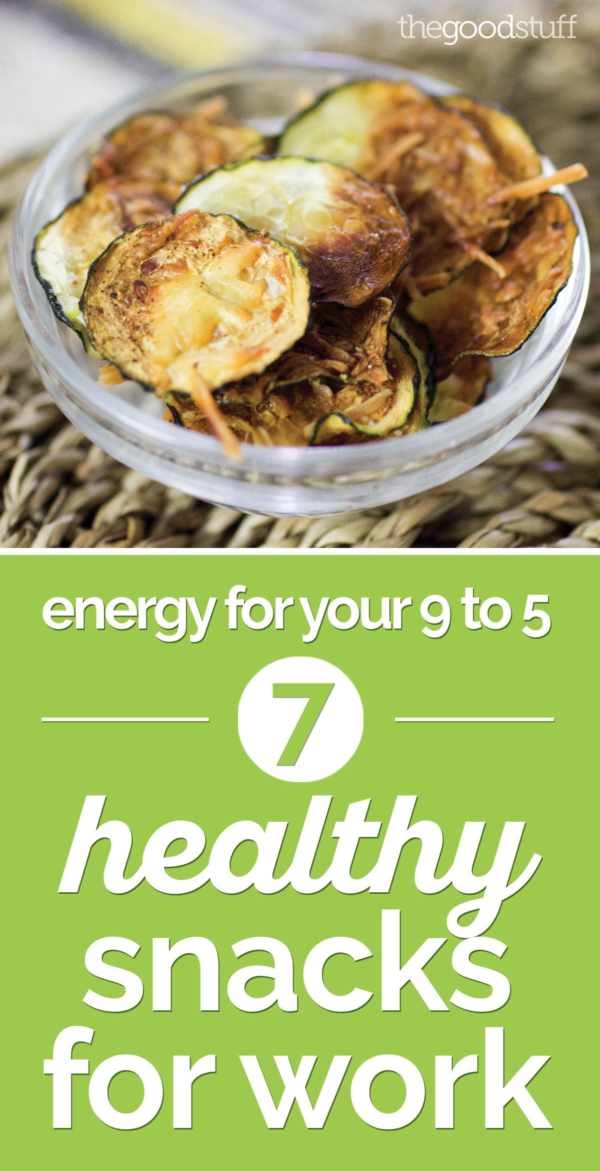 Healthy Snacks For Work  Energy for Your 9 to 5 10 Healthy Snacks for Work