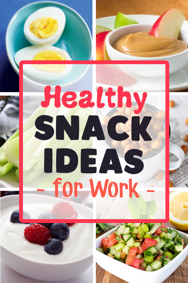 Healthy Snacks For Work  Healthy Snack Ideas to Fuel Runners and Keep Weight Loss