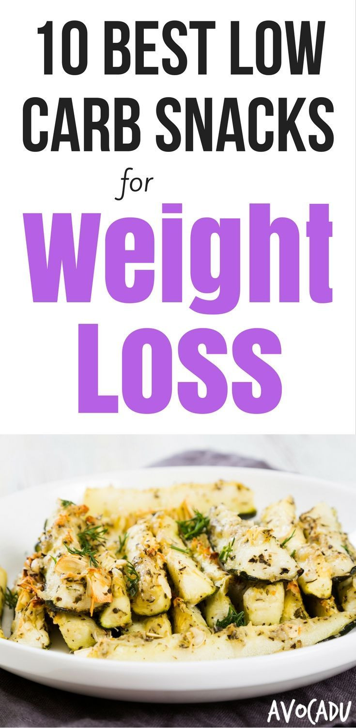 Healthy Snacks For Work To Lose Weight  Diet Plans To Lose Weight Low Carb Snacks for Weight