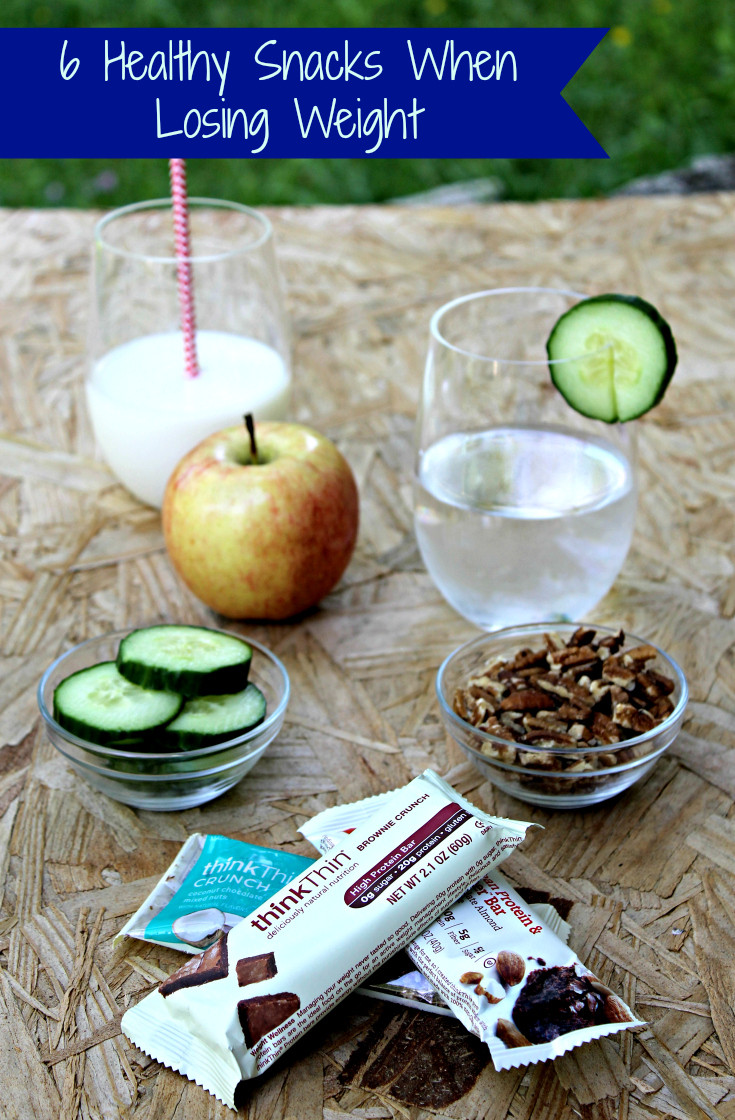 Healthy Snacks For Work To Lose Weight  Six Healthy Snacks For Weight Loss