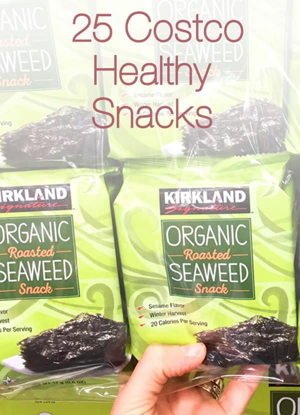 Healthy Snacks From Costco  25 Costco Healthy Snacks iFOODreal Healthy Family Recipes