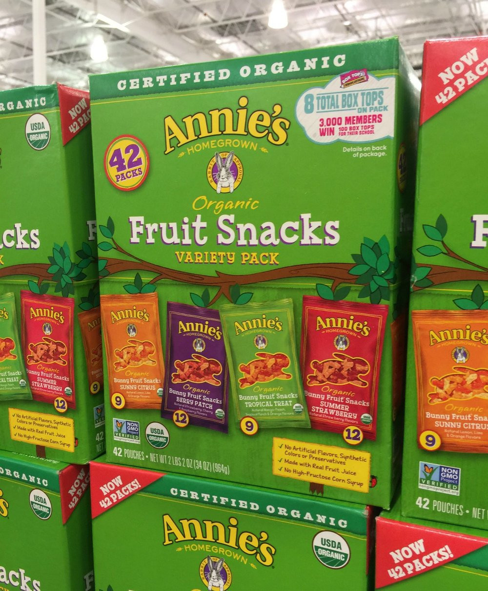Healthy Snacks From Costco  Healthy Kid Friendly Snacks from Costco Shelf Stable