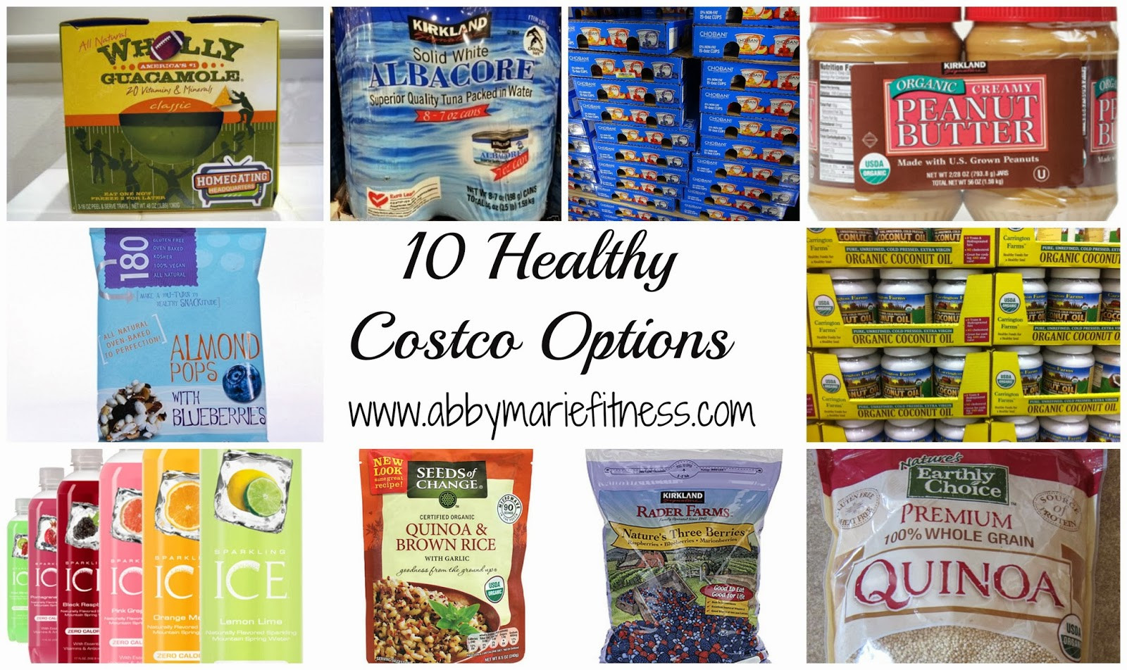 Healthy Snacks From Costco  From Flab to Fab Fitness Fitness Food Fun Life