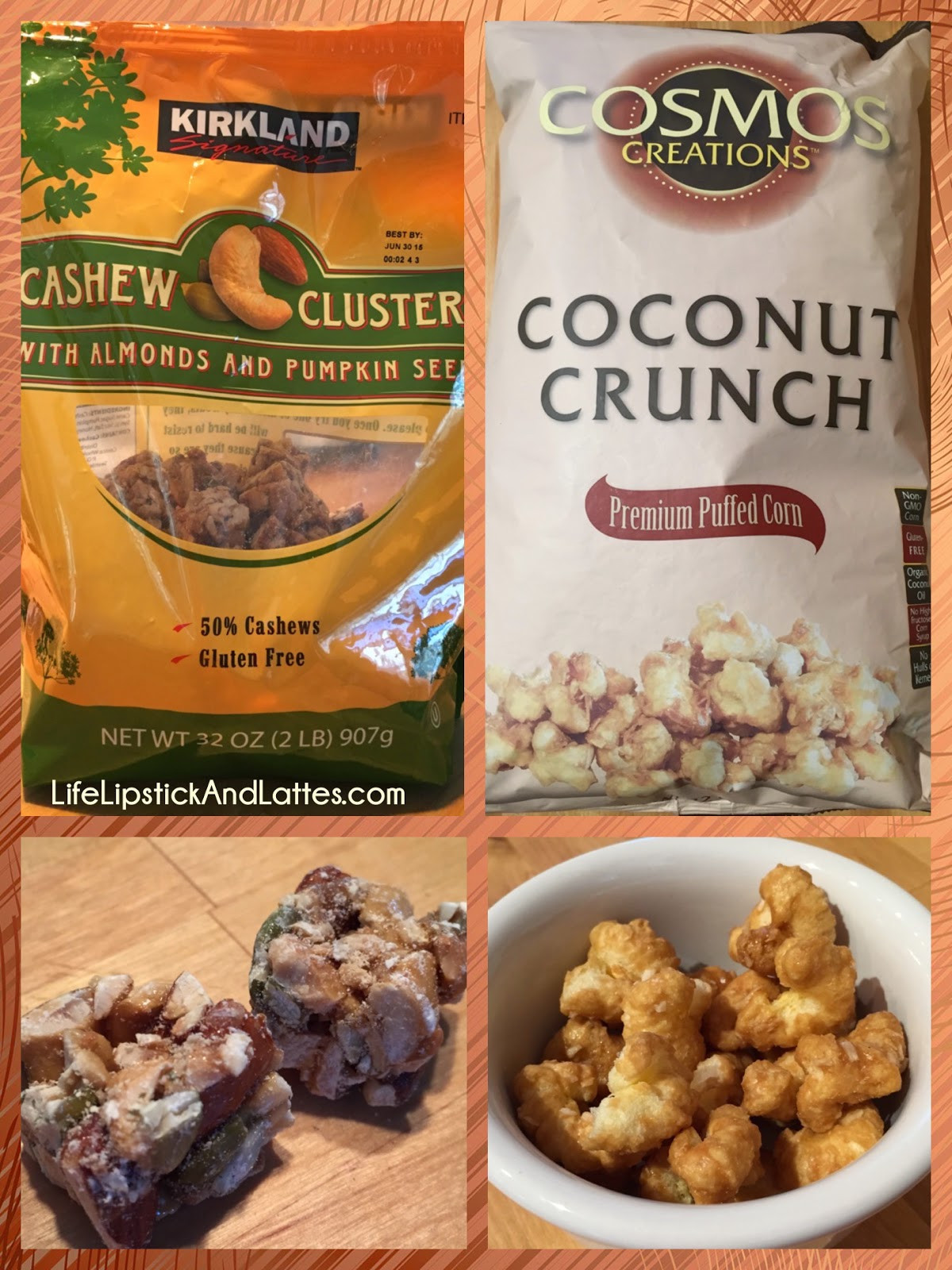 Healthy Snacks From Costco  Life Lipstick and Lattes Food Fave Friday Costco Snacks