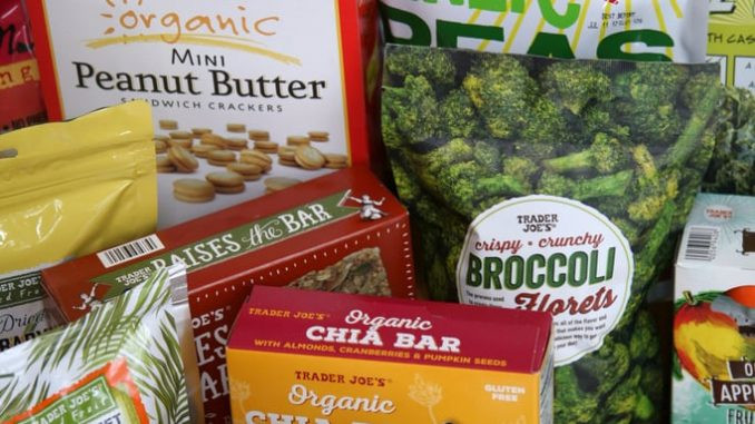Healthy Snacks From Trader Joes  Healthy trader joes snacks about health