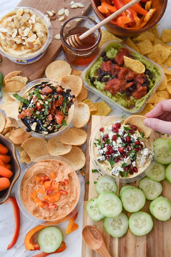 Healthy Snacks Ideas  Healthy Snack Ideas with Hummus and more Your Homebased Mom