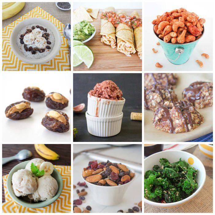 Healthy Snacks Ideas  21 Healthy Snack Ideas