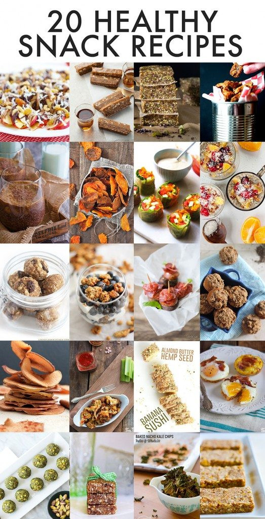 Healthy Snacks Ideas  Healthy Snack Ideas Lexi s Clean Kitchen