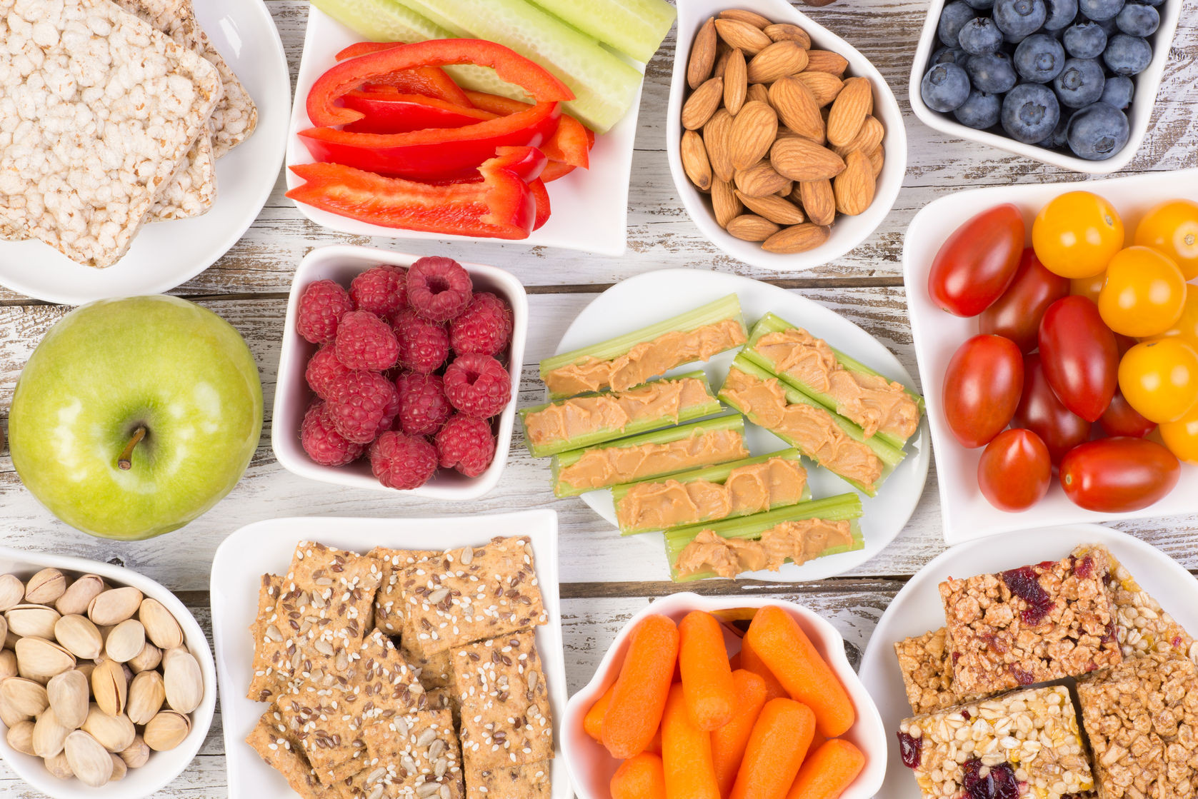 Healthy Snacks Images  5 Healthy Snack Ideas That Require NO Skills Nutritious Life