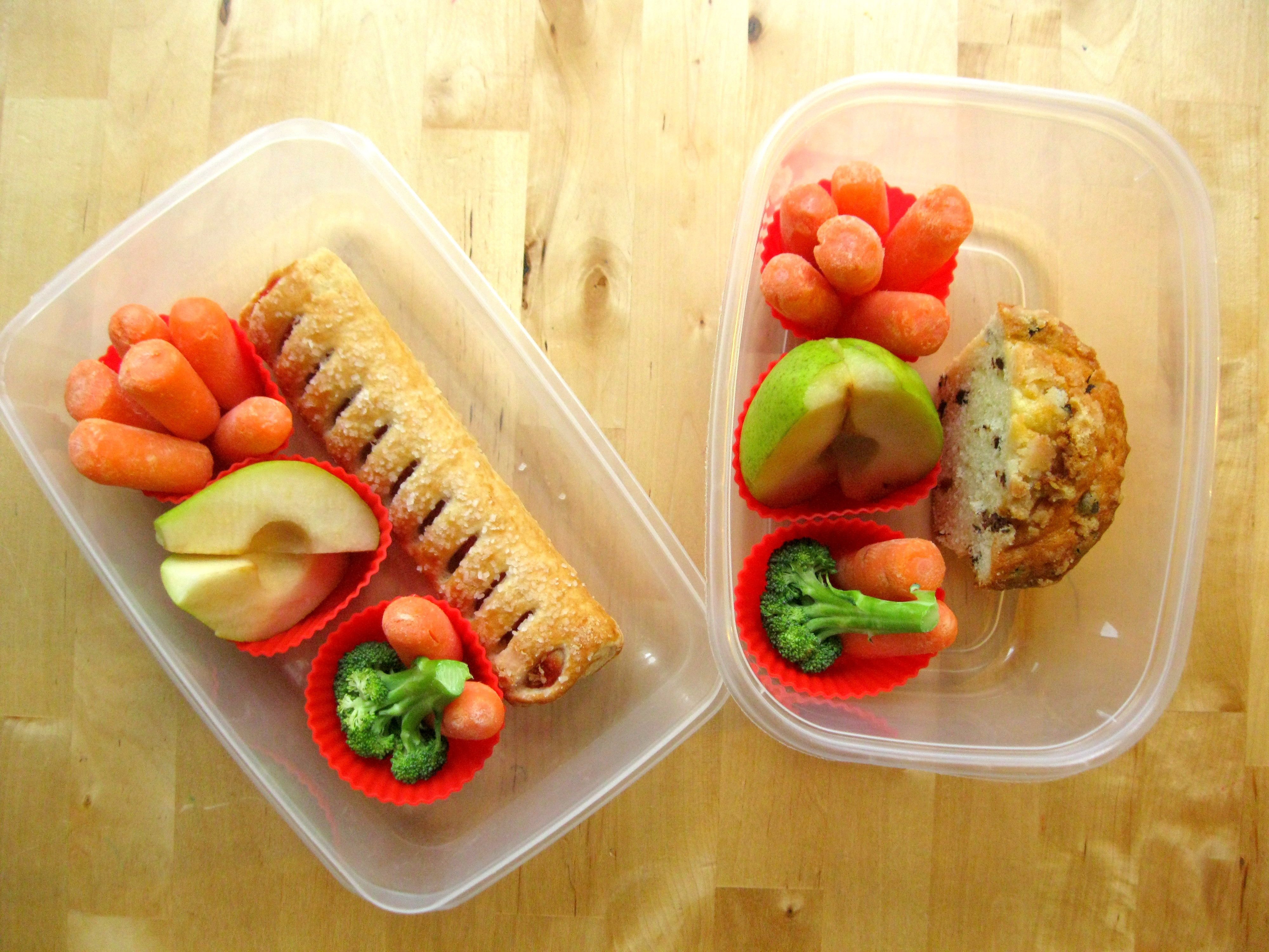 Healthy Snacks Kids  In the Kitchen Self Serving Snack Box Tutorial and