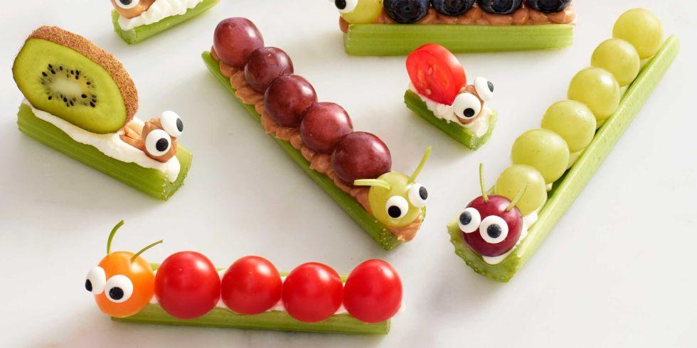 Healthy Snacks Kids  SCOUT