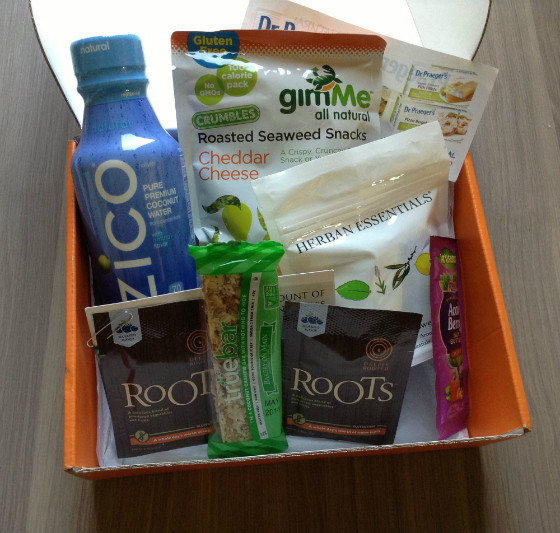 Healthy Snacks Monthly  Bestowed Review – Monthly Healthy Snack Food Subscription