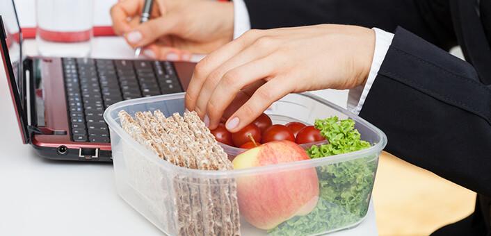 Healthy Snacks Office  7 Delicious And Healthy Snack Ideas For Work
