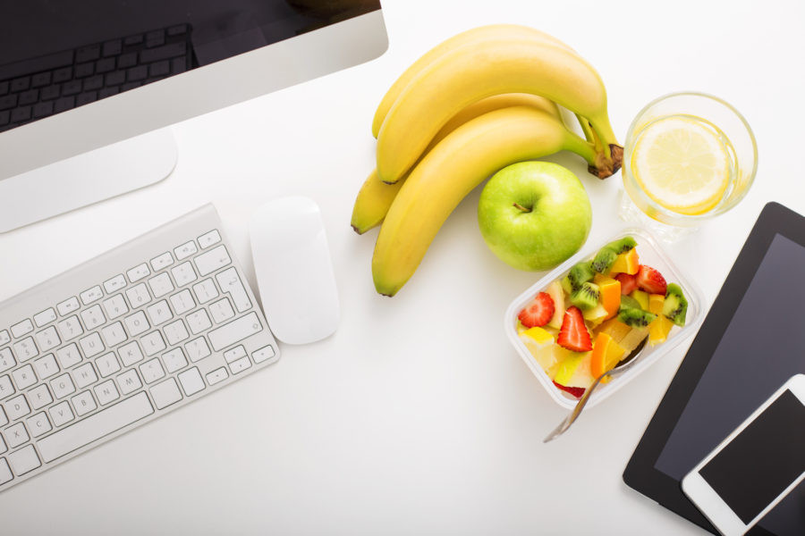 Healthy Snacks Office  Top Ways To Support Employee Wellness