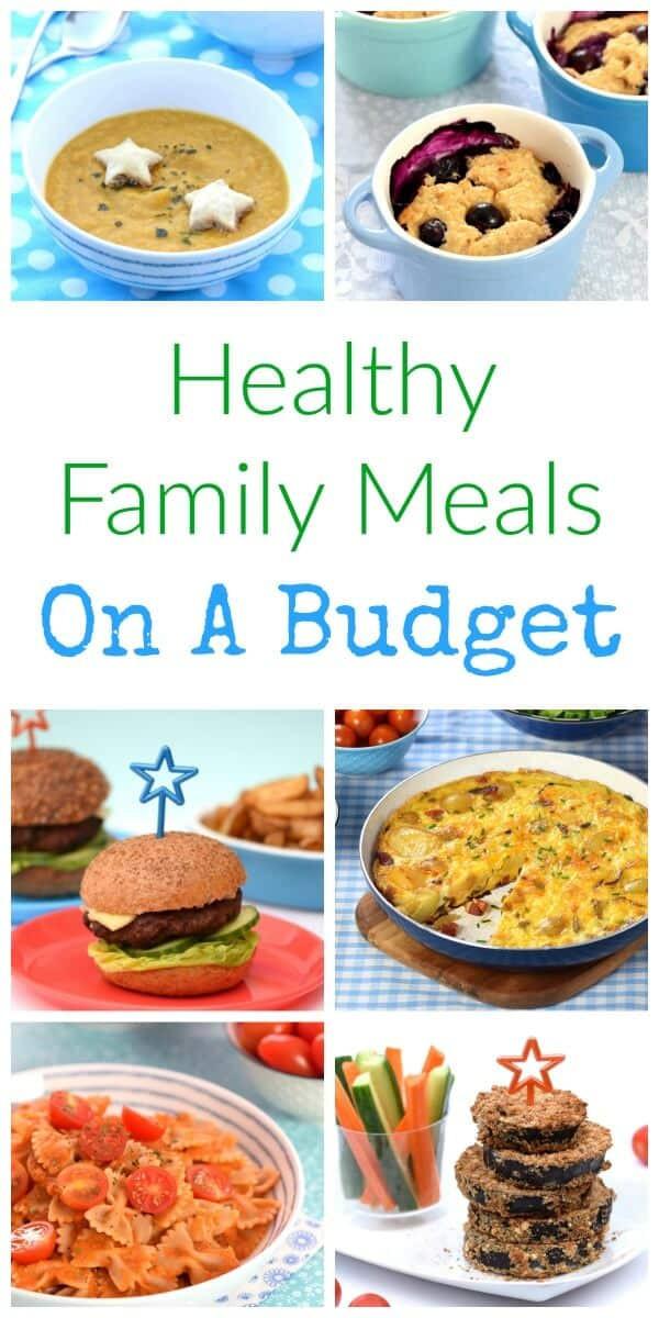 Healthy Snacks On A Budget  Cheap Healthy Recipes Uk – Besto Blog