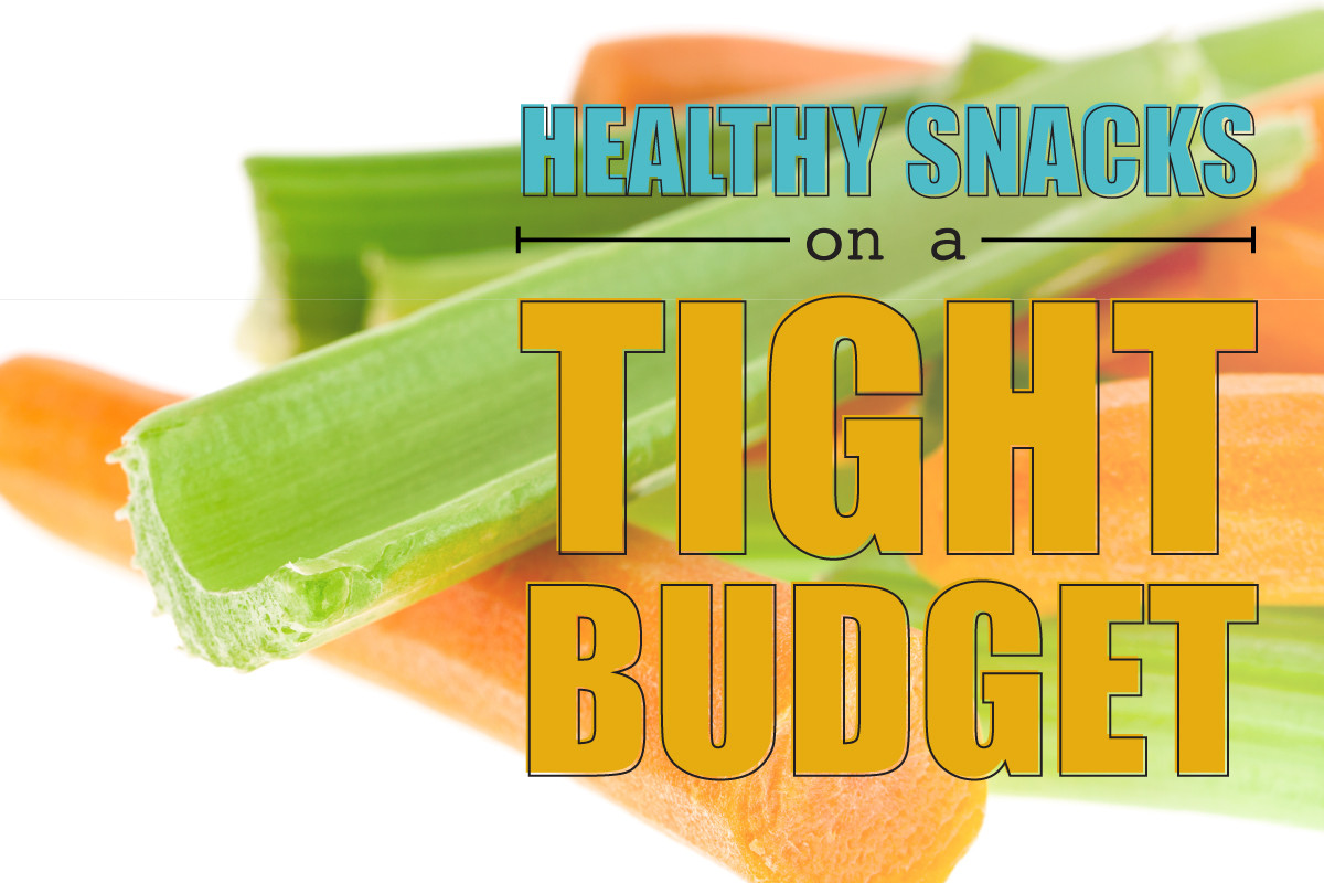 Healthy Snacks On A Budget  Healthy Snacks on a Tight Bud