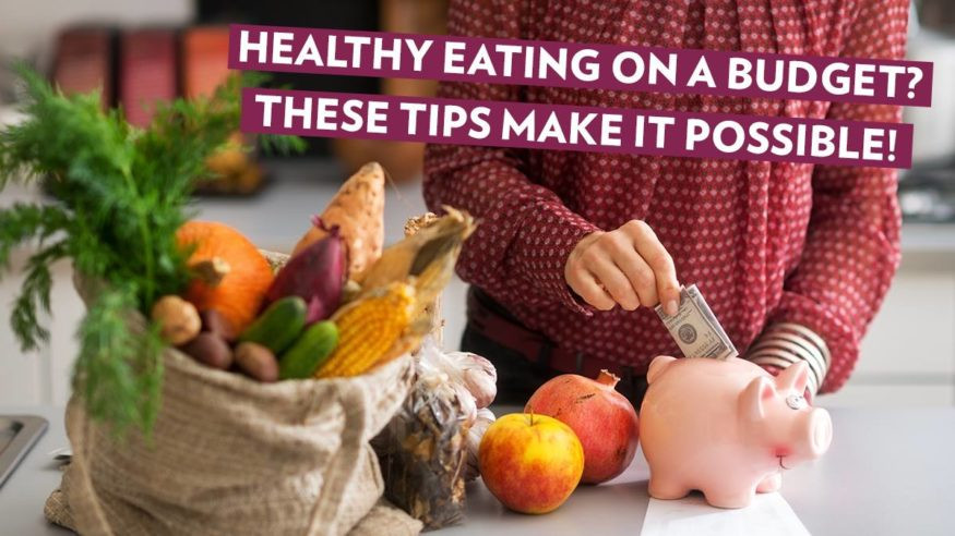 Healthy Snacks On A Budget  Healthy Eating A Bud These Tips Make It Possible