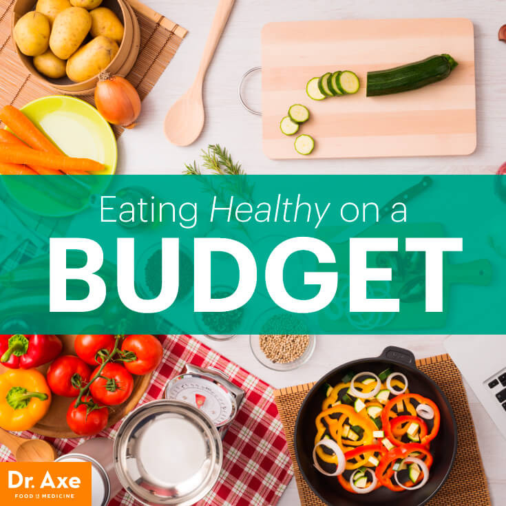 Healthy Snacks On A Budget  11 Secrets for Eating Healthy on a Bud Dr Axe