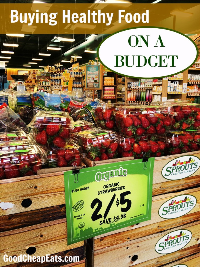Healthy Snacks On A Budget  Buying Healthy Food on a Bud Good Cheap Eats
