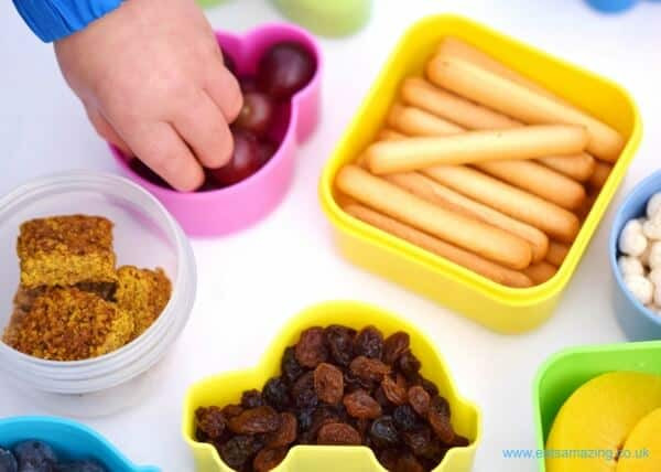 Healthy Snacks On The Go  Healthy Snack Ideas for Toddlers LoveGoodFood