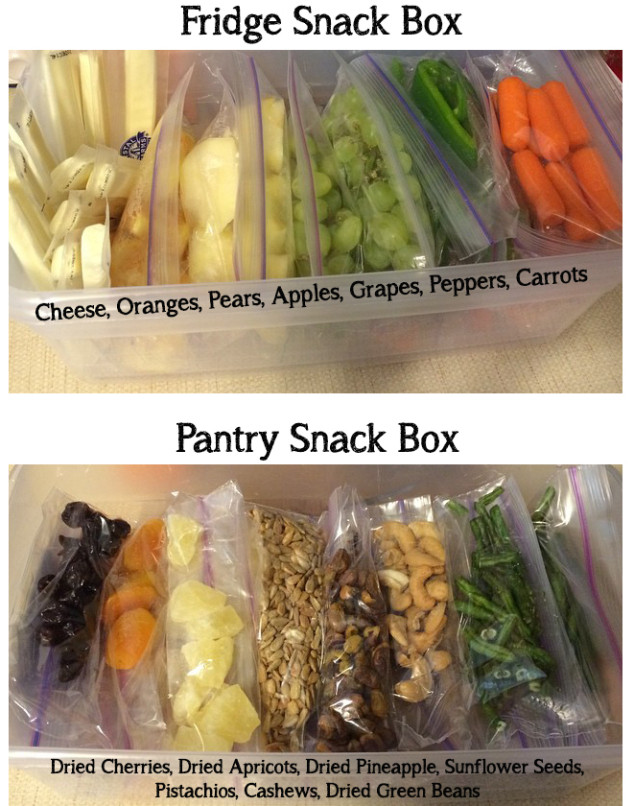 Healthy Snacks On The Go For Adults  Healthy Snacks for Kids and Adults