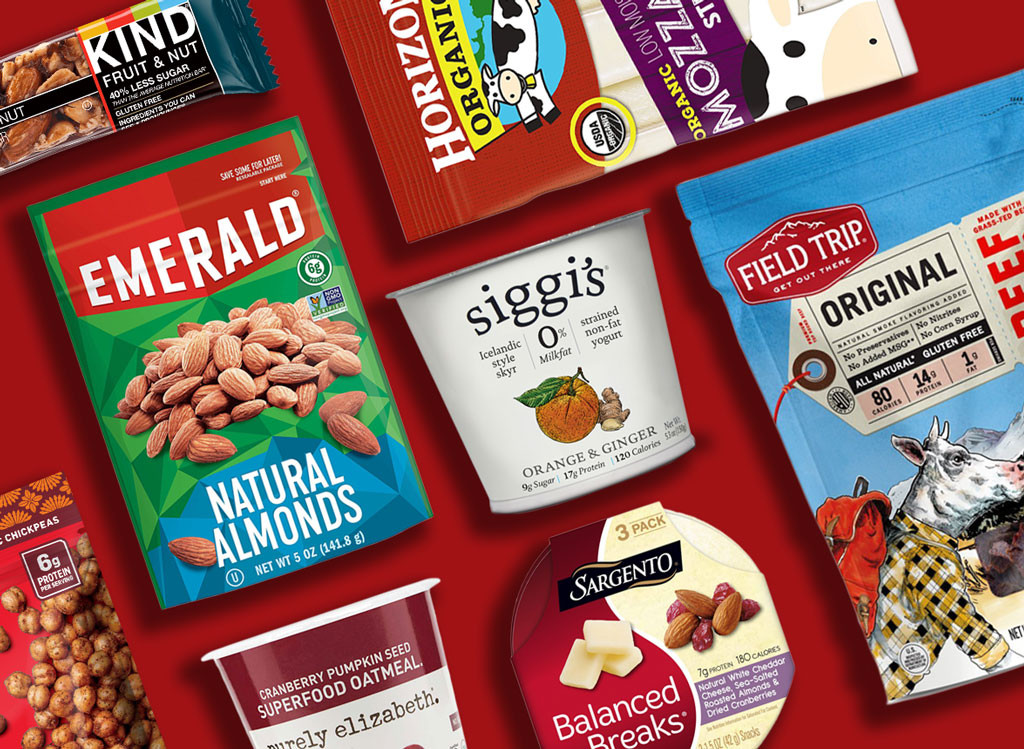 Healthy Snacks Protein  The 25 Best High Protein Snacks at the Supermarket