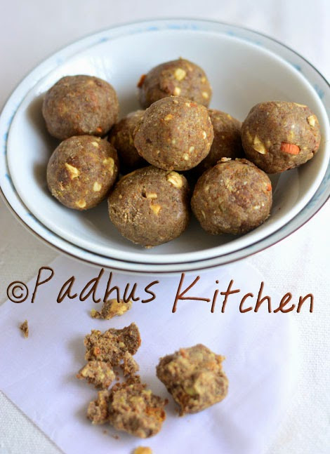 Healthy Snacks Recipes Indian  Sathu Maavu Laddu Health Mix Ladoo Recipe Healthy Snacks