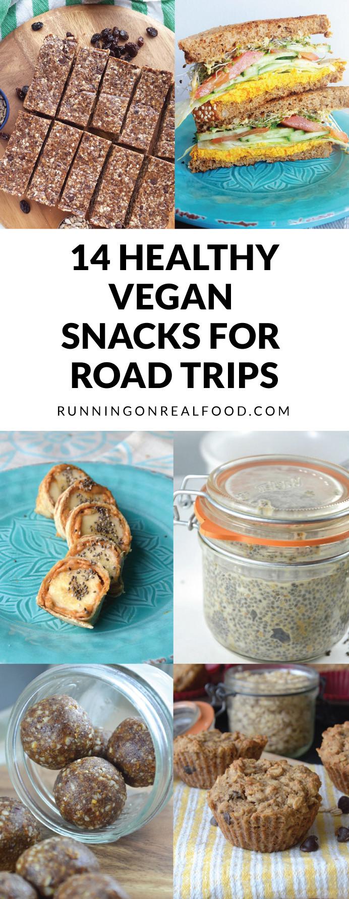 Healthy Snacks Reddit  Healthy Vegan Snacks for Road Trips or Anytime