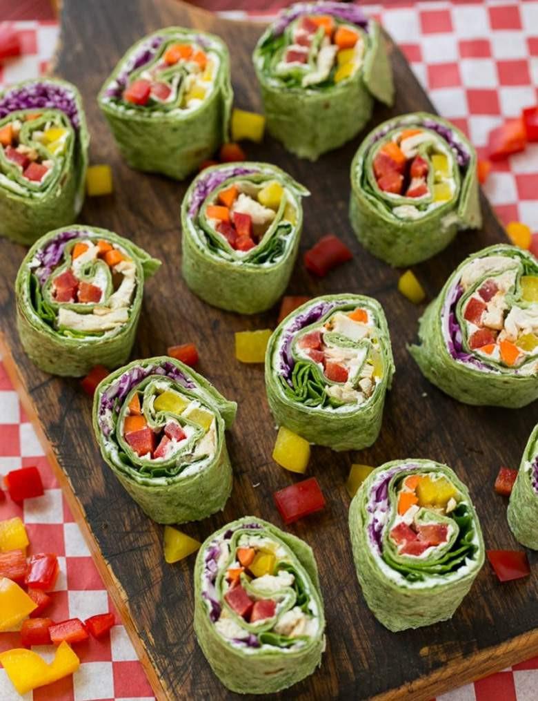 Healthy Snacks Reddit  15 Healthy Summer Party Foods TheThings