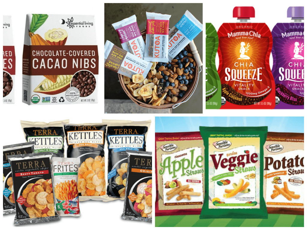 Healthy Snacks Subscription  From Healthy Food Subscription to Snack Products 10