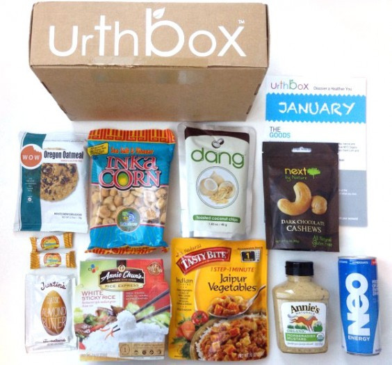 Healthy Snacks Subscription  Healthiest Subscription Boxes 13 Boxes That Bring Healthy