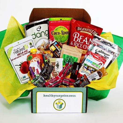 Healthy Snacks Subscription  Healthy Snack Subscription Boxes The Best Snack Delivery