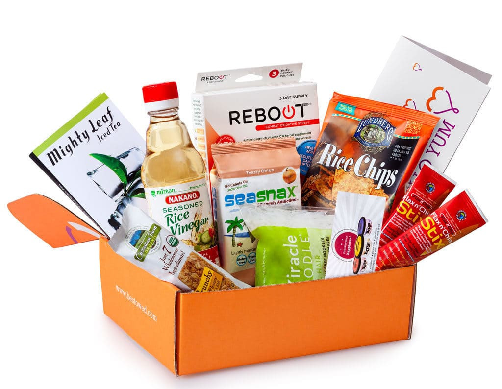 Healthy Snacks Subscription  The Best Healthy Snack Box Subscriptions