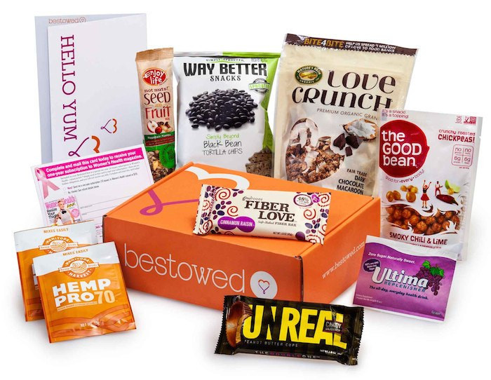 Healthy Snacks Subscription  35 Best Food Subscription Box Services The Ultimate Guide