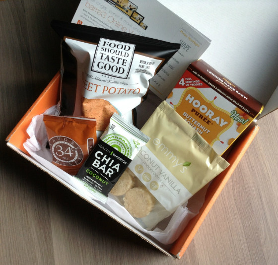 Healthy Snacks Subscription  Bestowed Box Review – Healthy Snack Subscription Boxes