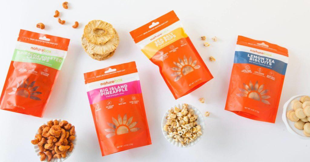Healthy Snacks Subscription  20 Best Monthly Healthy Subscription Boxes Urban Tastebud