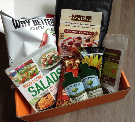 Healthy Snacks Subscription  Bestowed Box Review & Coupon Code Healthy Food
